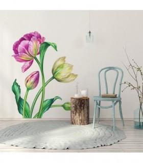 Flor en explisión