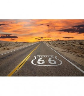 Fotomural Route 66 3P