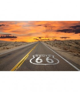 Fotomural Route 66 1P