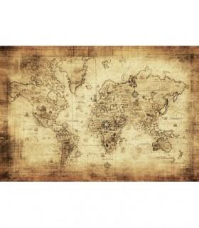 Fotomural Mapa antiguo 3P