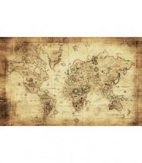 Fotomural Mapa antiguo 1P