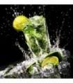 Fotomural Lime 2P