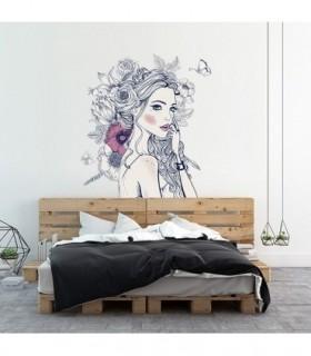 Ilustración femme